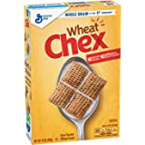 Wheat Chex Breakfast Cereal, Oven Toasted Wheat Cereal, 14 oz Box