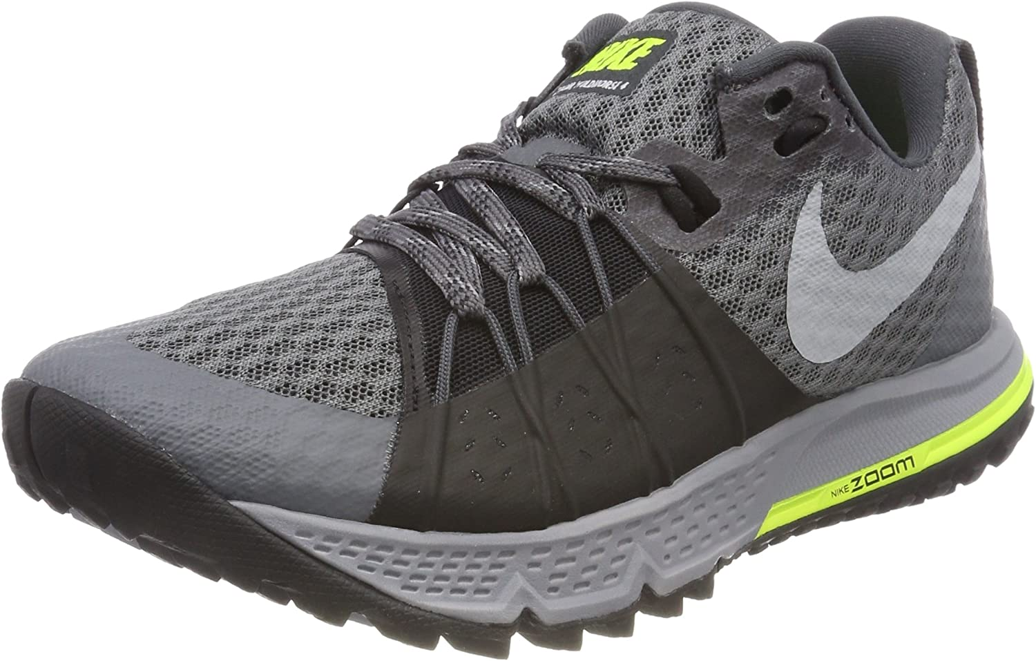 Nike Women s Air Zoom Wildhorse 4 Running Shoe – Dark Grey