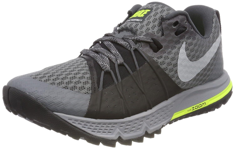 Nike Wmns Air Zoom Wildhorse 4, Zapatillas de Running para Mujer 40 EU|Gris (Gris Oscuro/Gris Lobo/Negro 001)