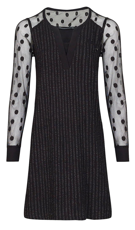 MADO ET LES AUTRES Fluid Feminine Dress Winter Collection Women