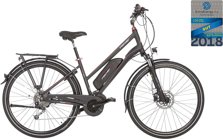 fischer ETD 1820 - Bicicleta eléctrica para Mujer (28