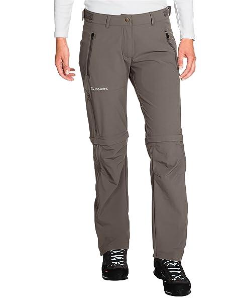 genießen Sie besten Preis Gutscheincodes neuer Lebensstil VAUDE Damen Hose Farley Stretch Zip Off T-Zip Pants