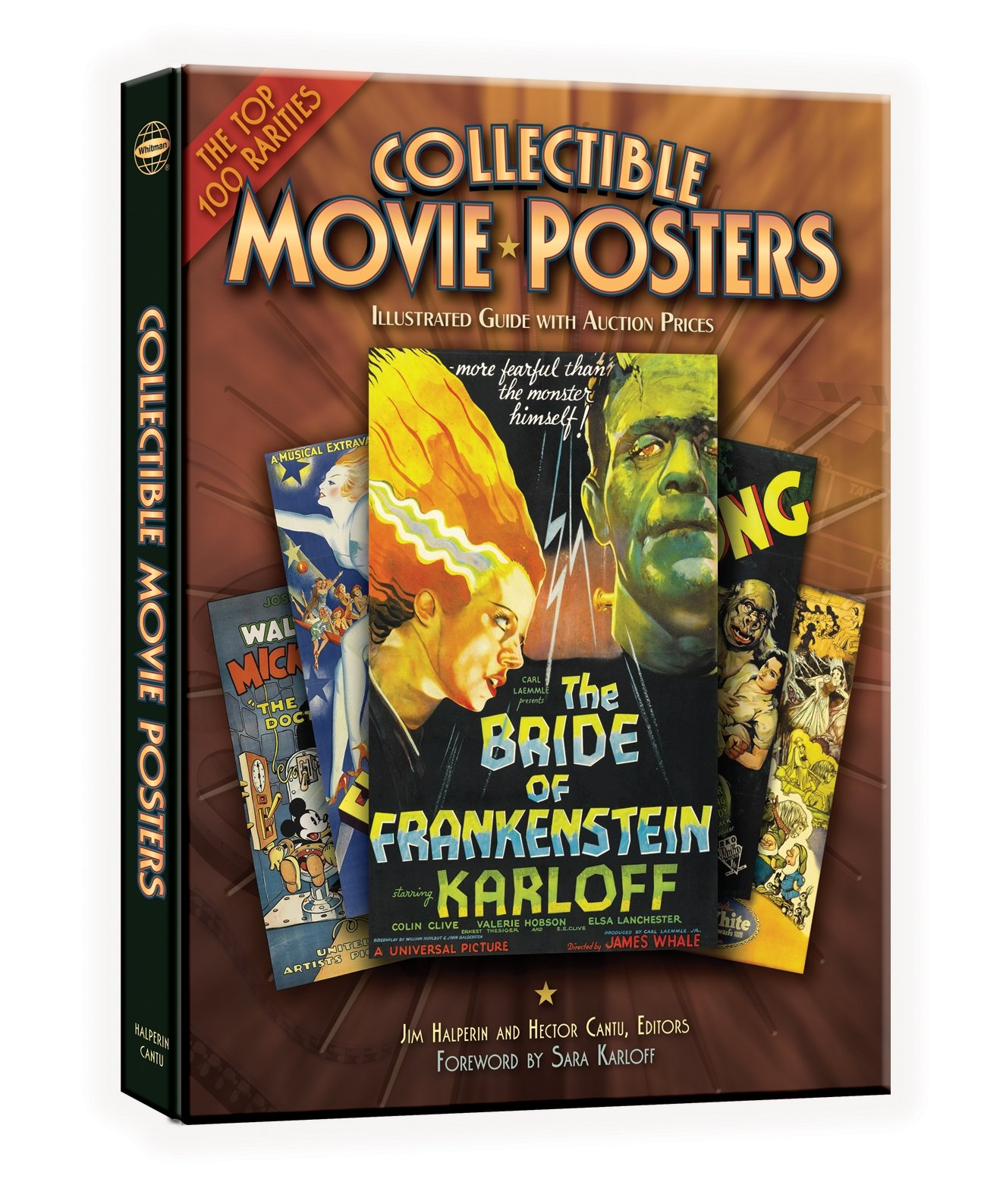 Collectible Movie Posters, Halperin, Jim & Cantu, Hector