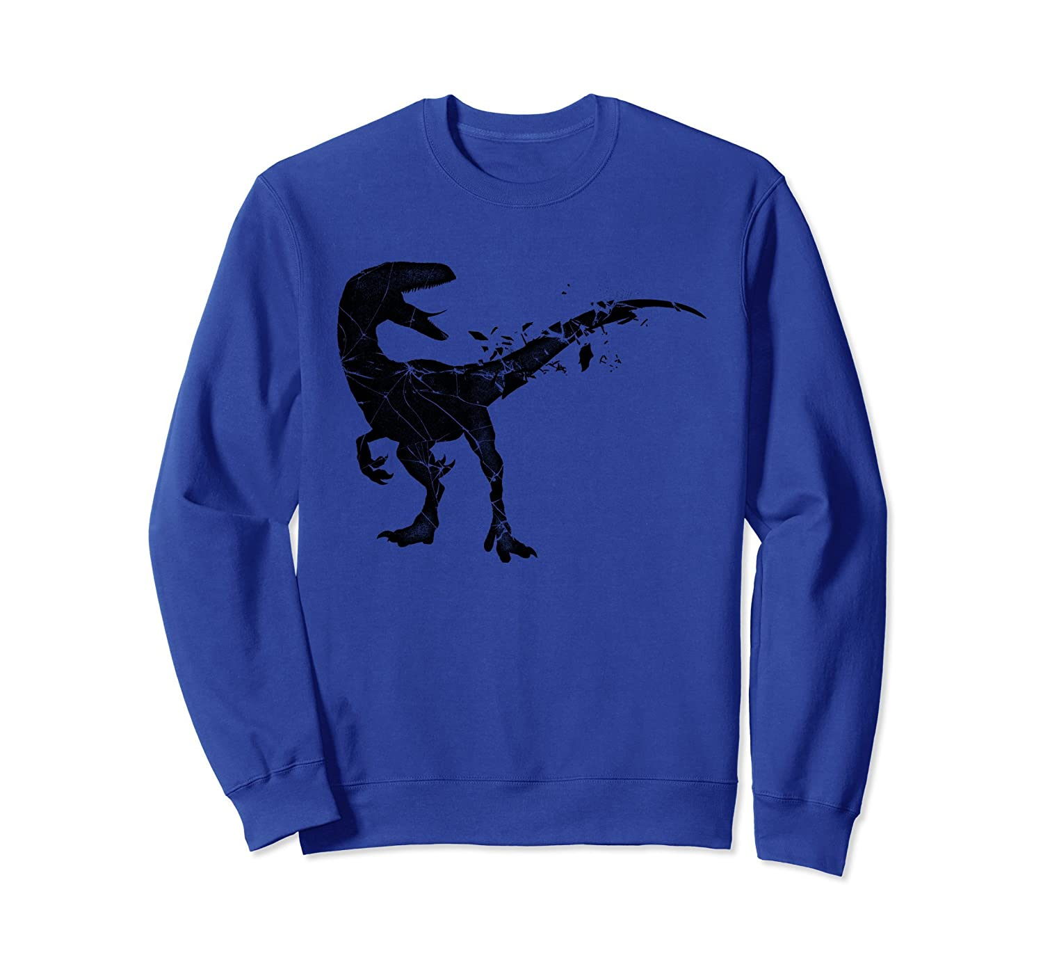 Jurassic World Fallen Kingdom: Raptor Silhouette Sweatshirt-AZP