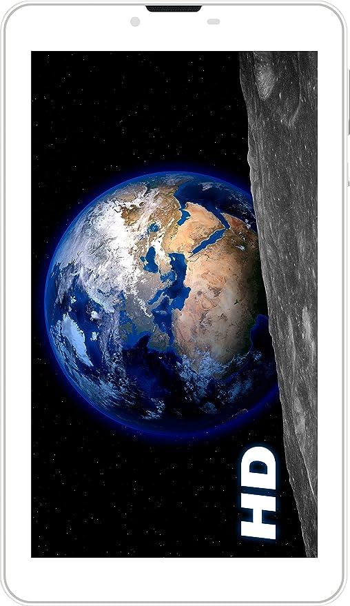 Tablet INFINITON 7 Pulgadas Earth 7.0 3G (Blanca), Quad Core 1.3 ...