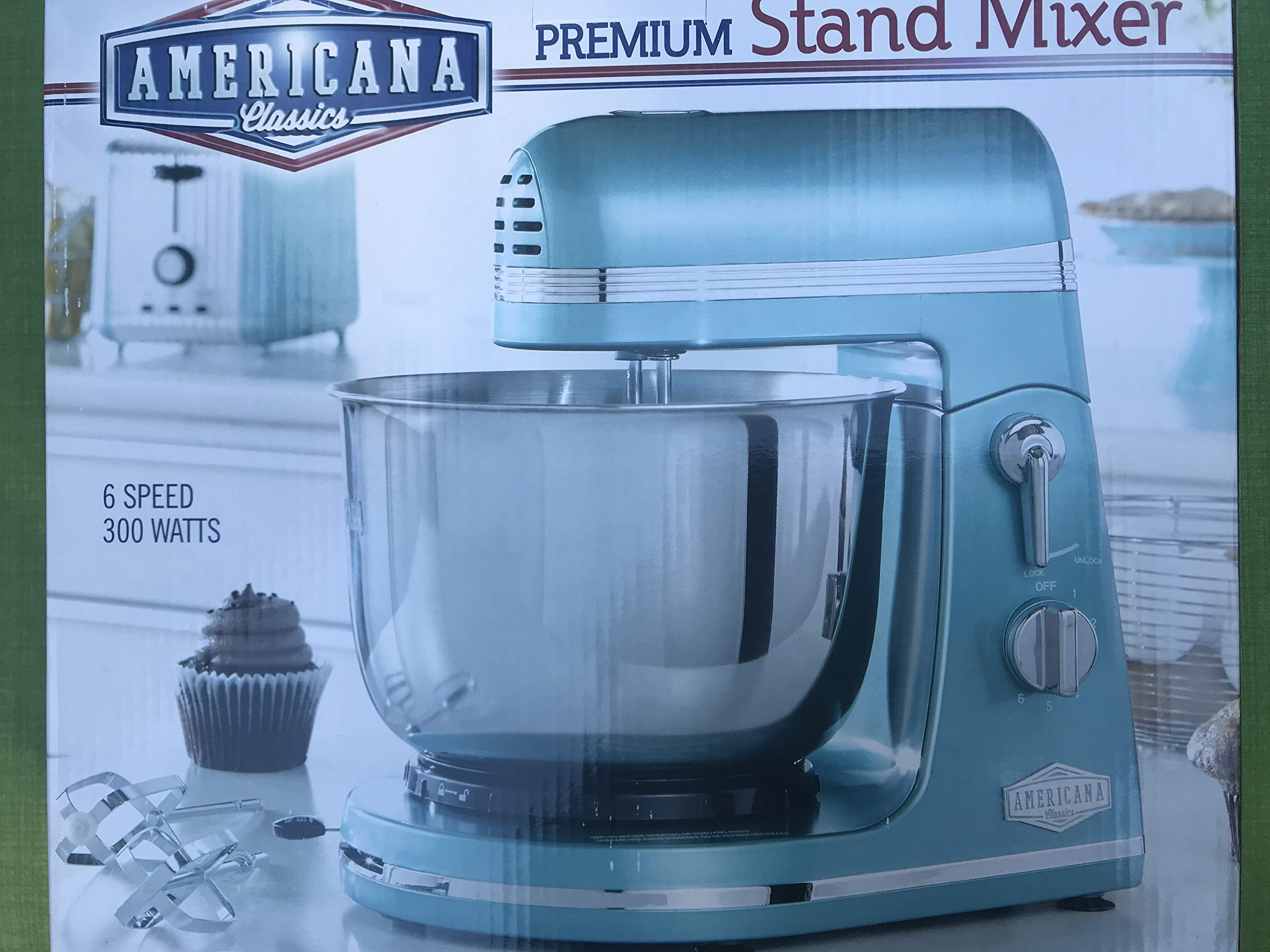 Americana Classics Premium Stand Mixer by Americana Classics