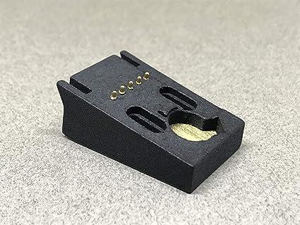 Amazon.com: TK-12 Soporte de cartucho para tocadiscos duales ...