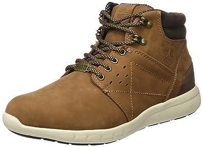 Coronel Tapioca Bota Caballero, Botines para Hombre, (Taupe/Marron), 41 EU: Amazon.es: Zapatos y complementos
