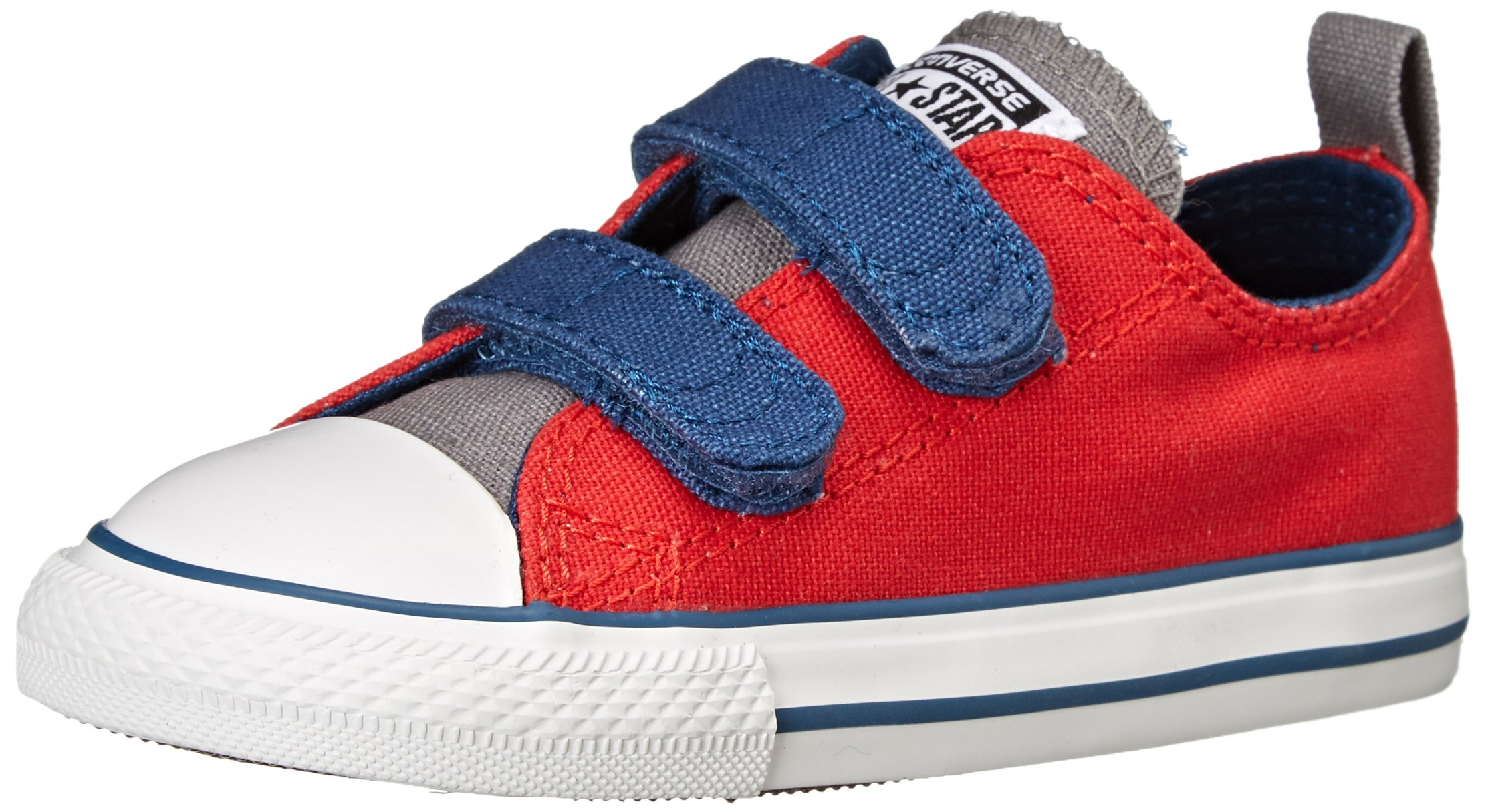 Converse Unisex-Child Chuck Taylor All Star 2v Seasonal Low Top Sneaker