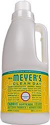 Mrs. Meyer's Clean Day Fabric Softener, Honeysuckle