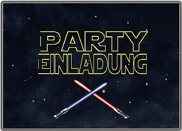 Lustige Witzige Ausgefallene EInladung Party Feier Kindergeburtstag  Einladungskarte 10   Stück