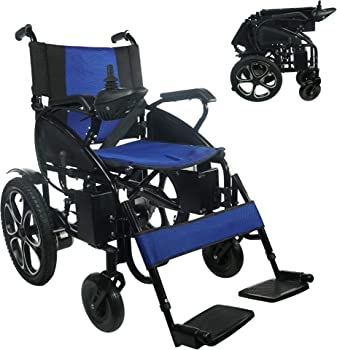 Comfy Go 2019 UPDATED Silla de Ruedas Electric Wheelchairs