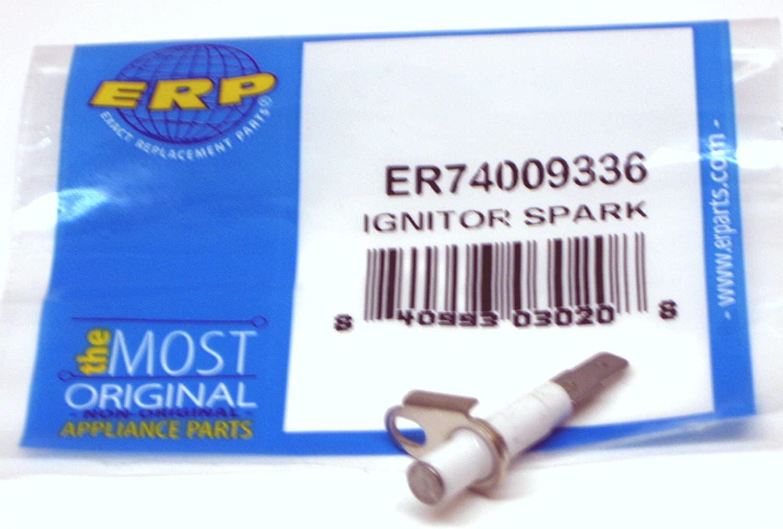 ERP ER74009336 Oven Top Burner Igniter Spark