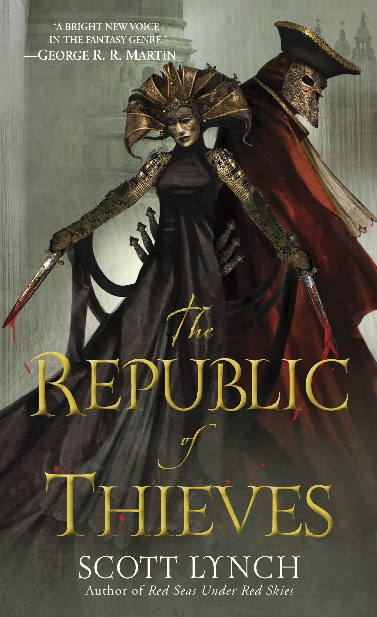 Image result for the republic of thieves