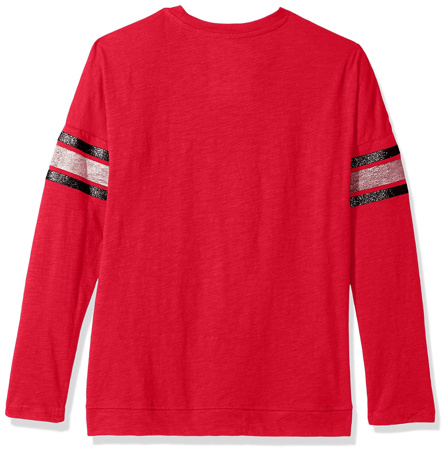 NBA by Outerstuff Girls Big Team Captain Long Sleeve Slub Tee