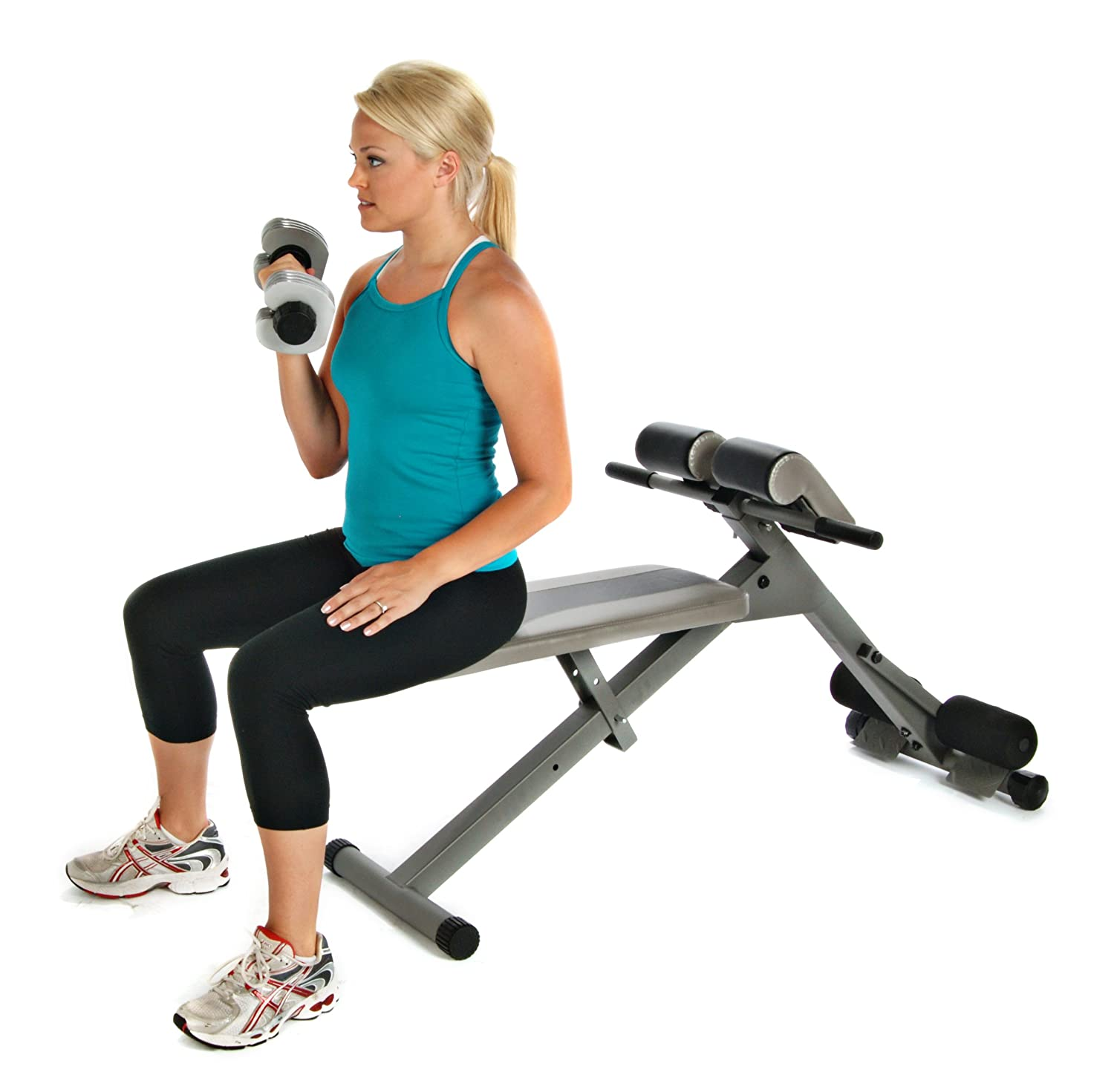 Best Hyperextension Bench & Roman Chair For Best Abs Exercise