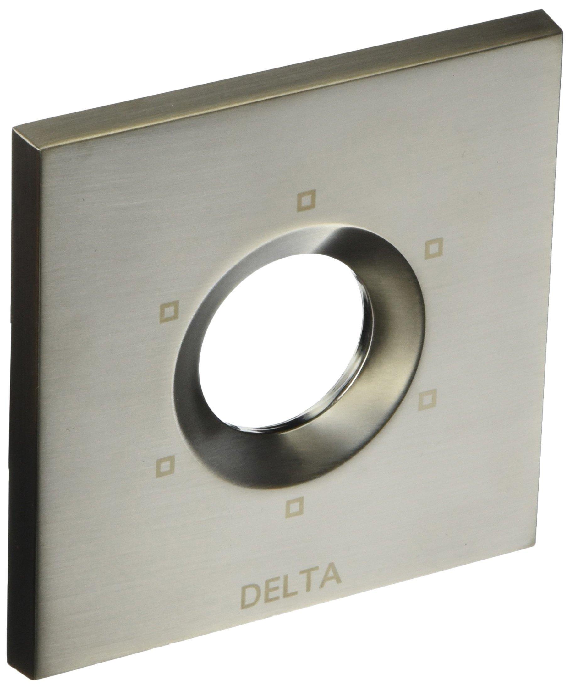 Delta RP62381SS Vero 6 Setting Escutcheon, Stainless