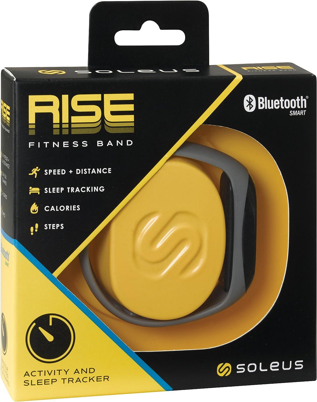 Soleus Rise Digital Fitness Band