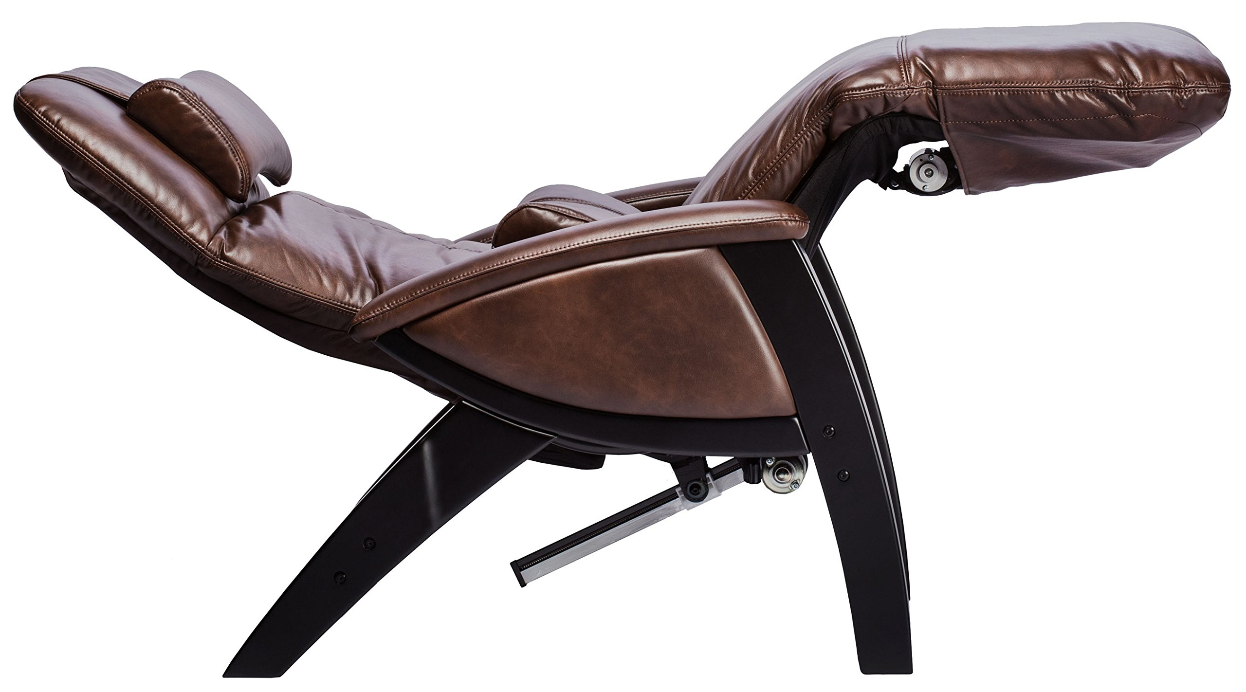 Svago ZGR Plus Dual Power Zero Gravity Recliner - Chestnut