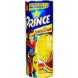 LU Prince Biscuits gout Chocolat blanc au blé complet 300 g - Lot de 8