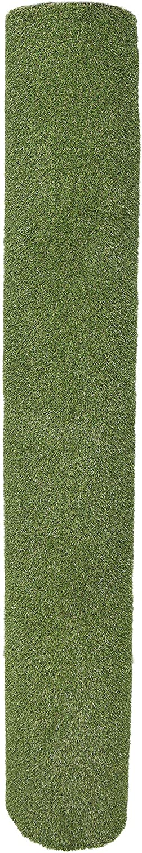 Gr/ün 200 x 160 cm H/öhe: 20 mm Meterware Kunststoffrasen Wasserdurchl/ässig mit Drainage Premium Kunstrasen Rasenteppich f/ür Garten Balkone Terrassen Winterg/ärten