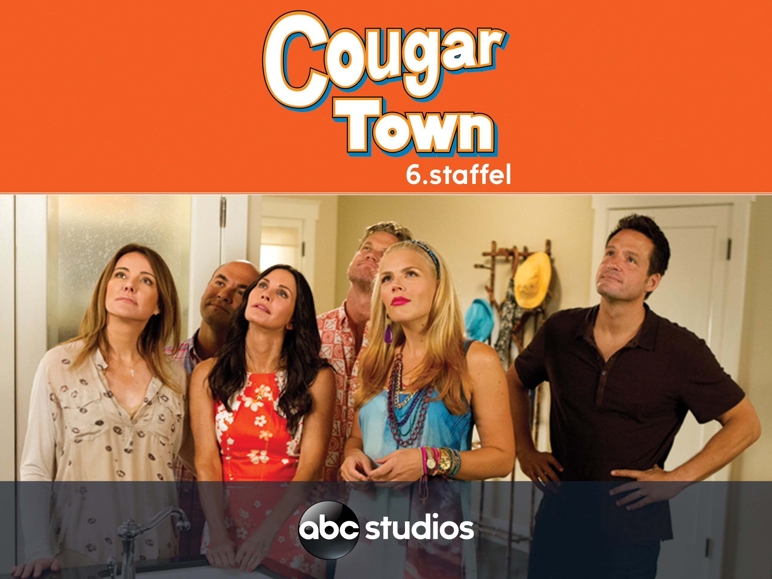 Cougar Town on Amazon Prime Video UK