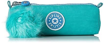 Kipling Freedom Estuches, 22 cm, 1 Liters, Azul (Deep Aqua C ...