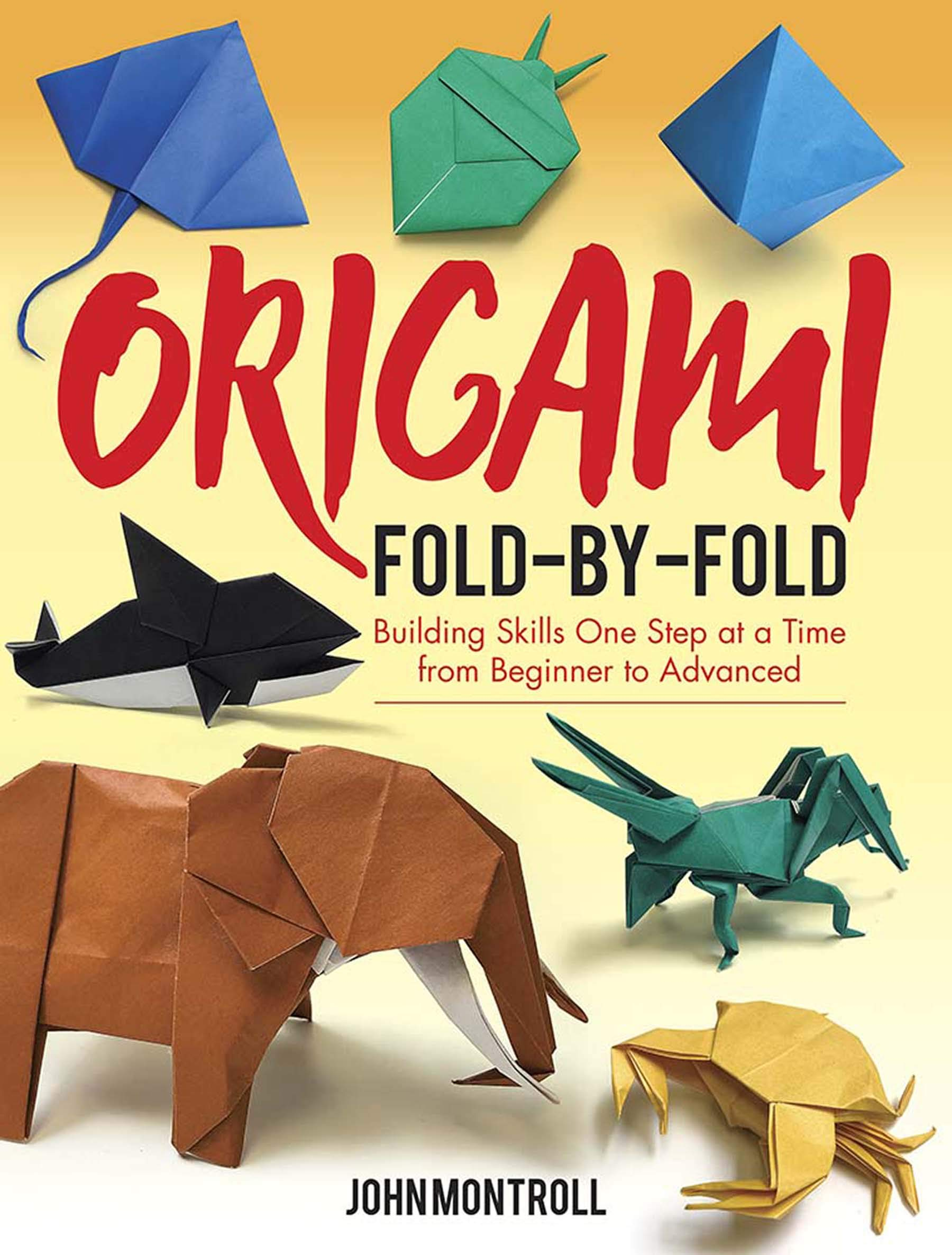 Origami Advanced Projects | 2372x1800
