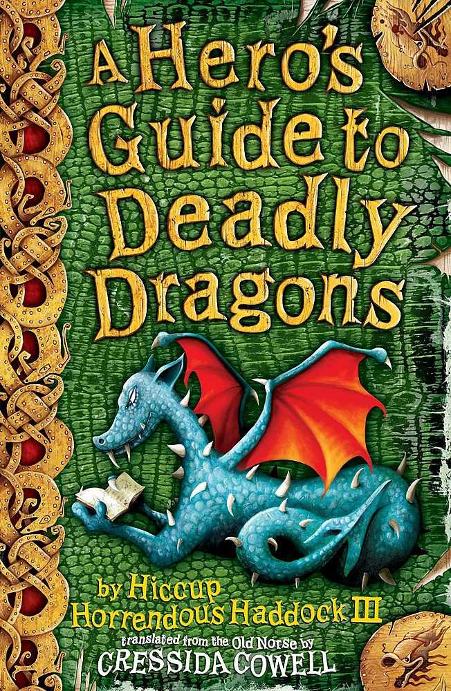 Download A Hero's Guide to Deadly Dragons (Hiccup) (Bk. 6) pdf epub