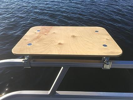 amazon com arnalls pontoon boat table boat marine grill rh amazon com  coffee table for pontoon boats