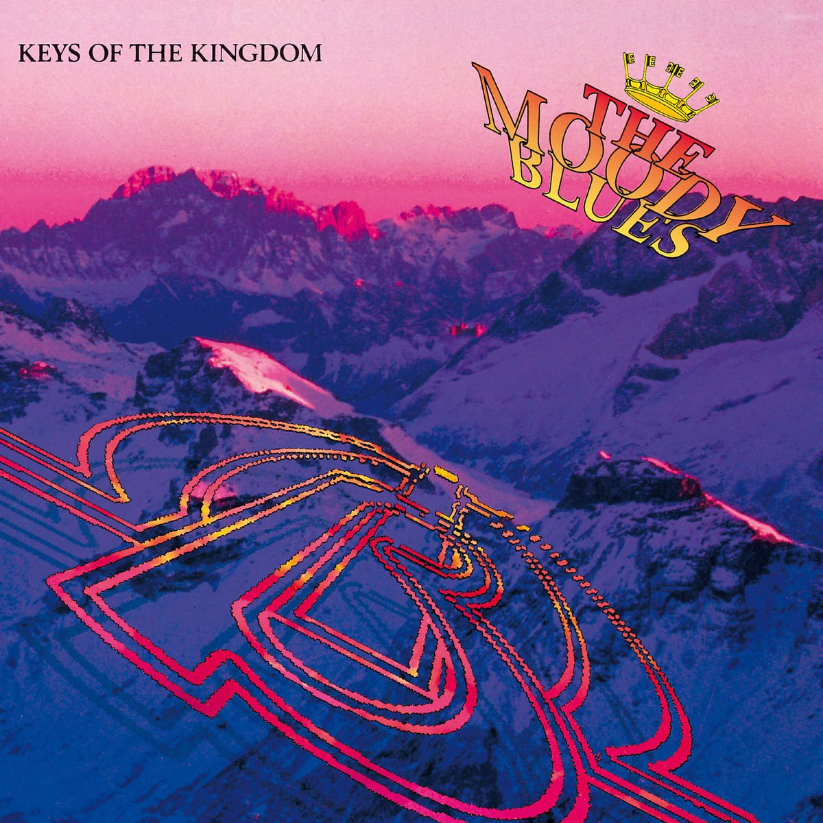 Keys Of The Kingdom, The Moody Blues