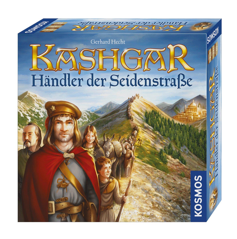 Kosmos 691899 - Kashgar - Händler der Seidenstraße, Brettspiel