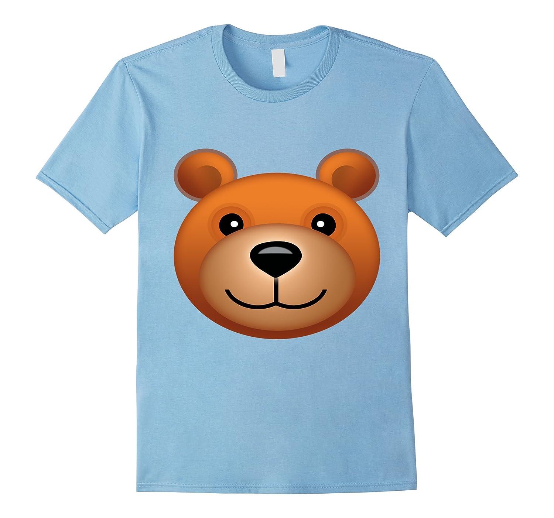 Teddy bear Emoji Halloween Costume Bear Face Emoji-ANZ  sc 1 st  Anztshirt & Teddy bear Emoji Halloween Costume Bear Face Emoji-ANZ - Anztshirt
