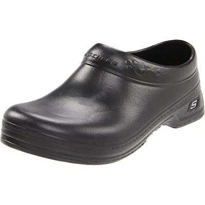 Skechers Women's Work: Oswald - Clara Clog | Mules & Clogs