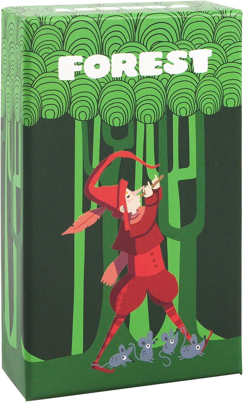 Gen x games- Forest Juego de Mesa, Color Neutro (7640139531377): Amazon.es: Juguetes y juegos