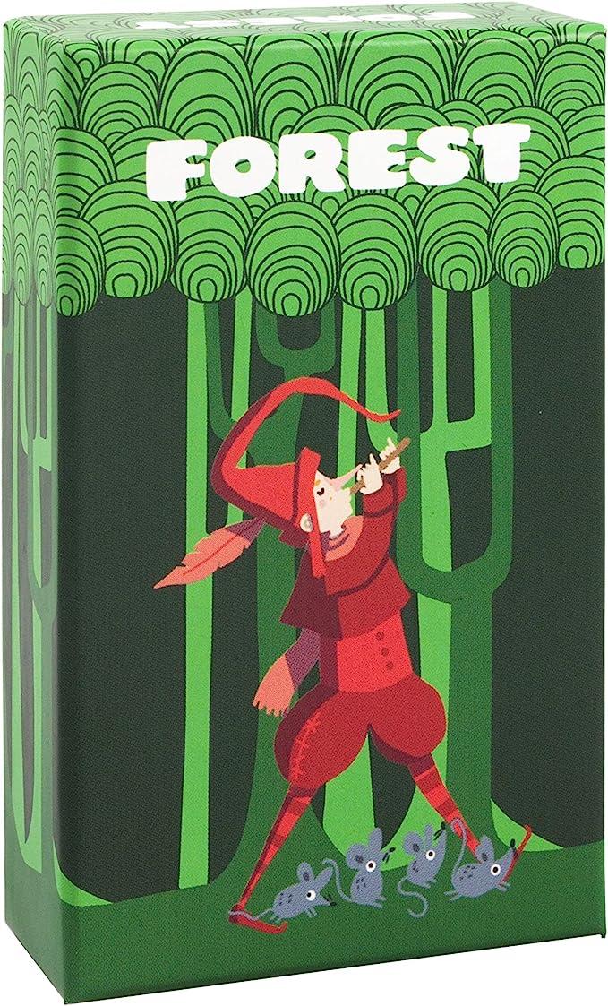 Gen x games- Forest Juego de Mesa, Color Neutro (7640139531377 ...