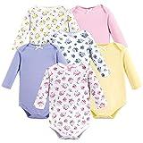 Luvable Friends Unisex Baby Long Sleeve Cotton