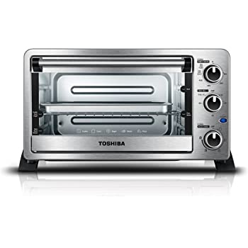 Amazon Com Toshiba Mc25cey Ss Mechanical Oven With