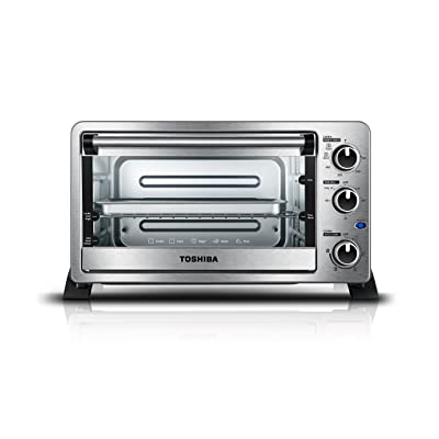 Toshiba MC25CEY-SS Mechanical Oven with Convect...