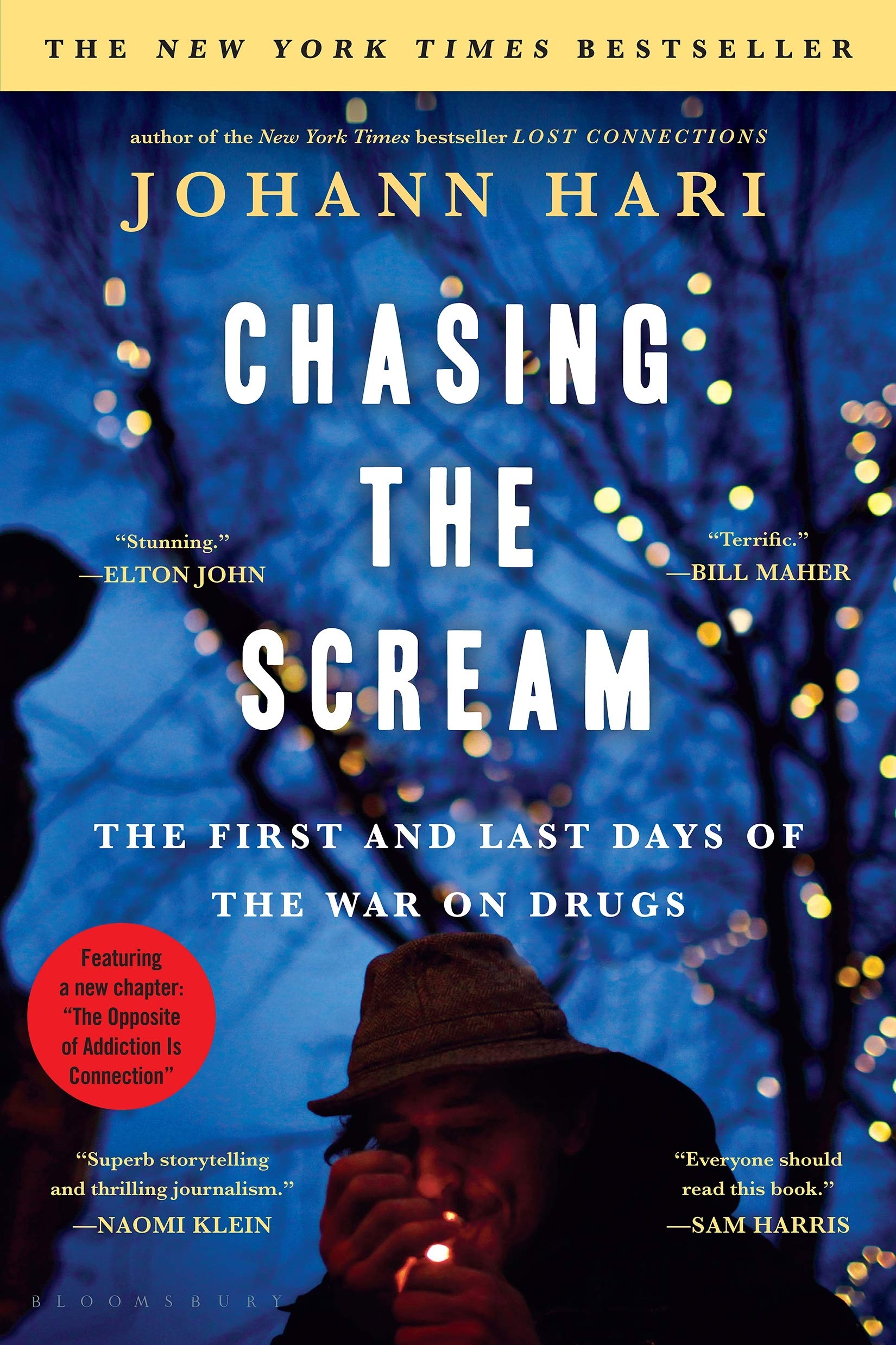 Download Chasing the Scream: The Opposite of Addiction is Connection PDF