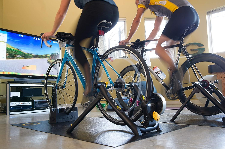 CycleOps mag+- Rodillo de Entrenamiento, Color Negro: Amazon.es ...