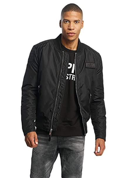 uk availability 8075f 25ae2 Alpha Industries Uomo Giacche / Giubbotto Bomber Speedway ...
