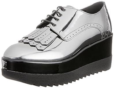 W.Shoe, Derbys Femme, Multicolore, 38 EUPollini