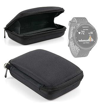 DURAGADGET Estupenda Funda Rígida para Smartwatch Garmin ...