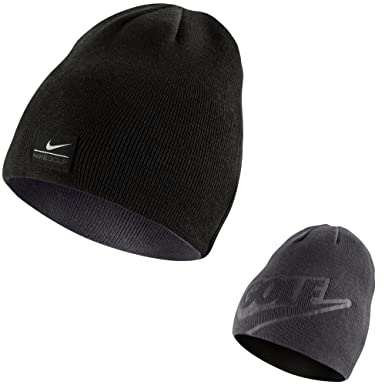 af1d4f7a151 Image Unavailable. Image not available for. Color  NIKE New 2015 Golf  Reversible Knit Beanie Cap ...