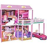 Toyzone My Splendid Doll House, White