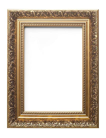 Amazon.com - Paintings Frames Ornate Swept Antique Style French ...