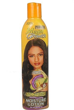 Profectiv Mega Growth Anti-Breakage Hair Strengthener Moisture Lotion 8 oz Pack of 5