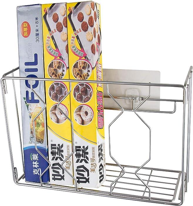 Top 10 Cabinet Door Food Wrap Holder