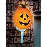 Amazon Com Thanksgiving Pumpkin Jack O Lantern Lamppost